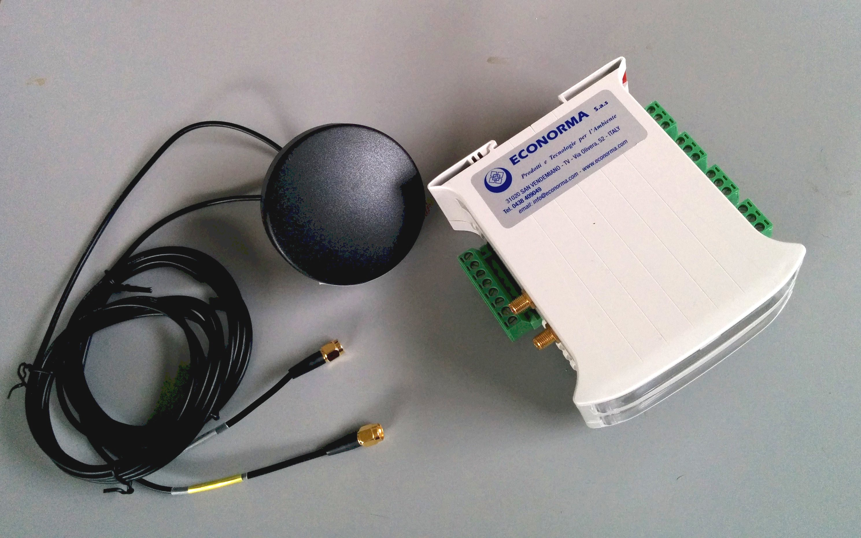 Data Logger GPS