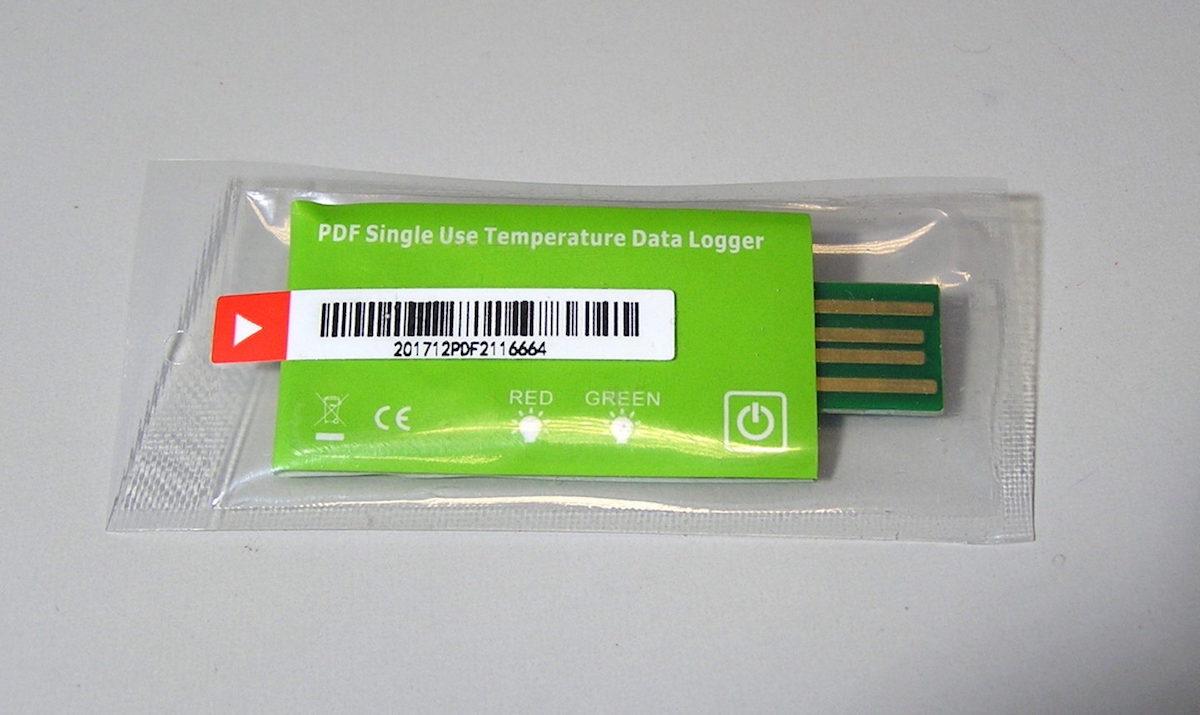 Data Logger per trasporti