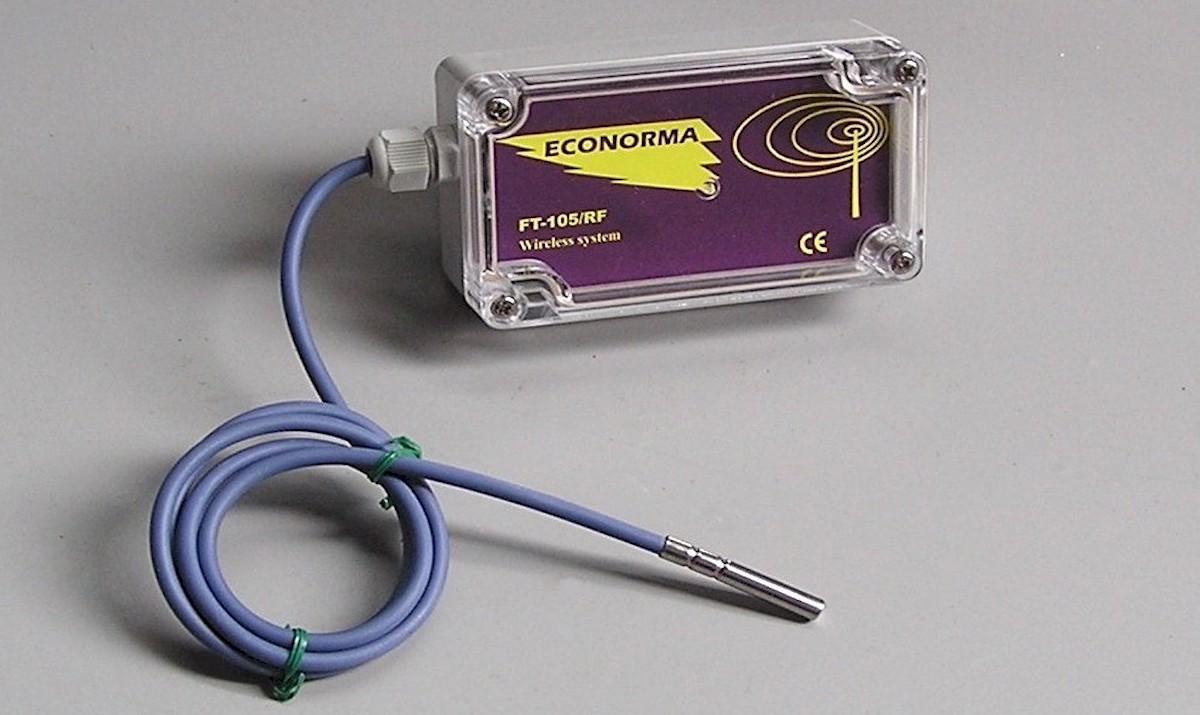 Data Logger sonda esterna